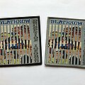 Deathrow - Patch - Deathrow - Deception Ignored (Woven patch)