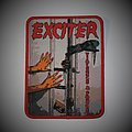 Exciter - Violence & Force Woven patch
