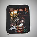 Megadeth - Killing Is My Business… And Business Is Good! Printed patch