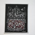 At War - Rolling Death Woven patch