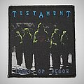 Testament - Souls of Black Woven patch