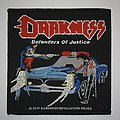 Darkness - Patch - Darkness - Defenders of Justice Woven patch