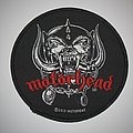 Motörhead - Snaggletooth Woven patch