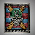 S.O.D. - Patch - S.O.D. - Speak English or Die Rubber patch