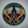 Defender - City Ad Mortis Woven patch