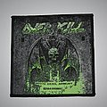 Overkill  - Armotist Woven patch