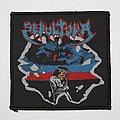 Sepultura - Patch - Sepultura - Schizophrenia Woven patch