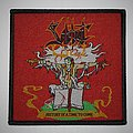 Sabbat (UK) - Patch - Sabbat - History of a Time to Come Woven patch