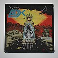 ADX - Patch - ADX - Exécution Woven patch