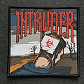 Intruder - Live to Die Woven patch
