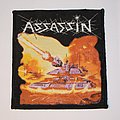 Assassin - Patch - Assassin  - The Upcoming Terror Woven patch
