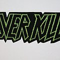 Overkill - Logo patch