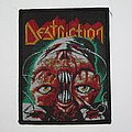 Destruction - Release from Agony Woven patch