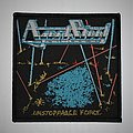 Agent Steel - Patch - Agent Steel - Unstopable Force Woven patch
