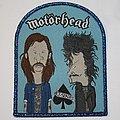 Motörhead - Beavis and Butthead Woven patch