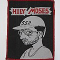 Holy Moses - Patch - Holy Moses -  S.S.P. Woven patch
