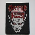 Kreator / Voivod - Blind Faith Woven patch