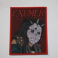 Exumer - Possessed by Fire Woven patch