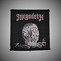 Megadeth - Killing Is My Business... and Business Is Good! Woven patch