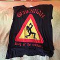 Gehennah - TShirt or Longsleeve - Gehennah - King of the Sidewalk / TShirt (XL)