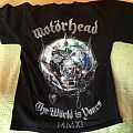 Motörhead - The world is yours Tour - M (2nd Version)