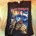 Iron Maiden - Year of the Beast 1995 / TShirt (L - made smaller)