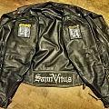 The metal Harley Davidson Jacket