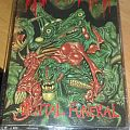 Autopsy-Mental Funeral Cassette (First Pressing; Germany; Still Sealed)