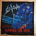 Patch - Sodom Tapping The Vein Patch