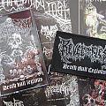 Revel In Flesh - Death Kult Legions Cassette Tape / Vinyl / CD / Recording etc
