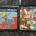 Dimple Minds - Patch - Dimple Minds patches with Amaretto