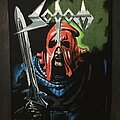 Sodom - Patch - Sodom - In The Sign Of Evil Backpatch