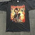 Manowar - TShirt or Longsleeve - ManOwaR - Agony And Ecstasy World Tour 94/95 Shirt