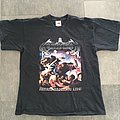 Mortician - TShirt or Longsleeve - Mortician - Zombie Massacre Live! Shirt
