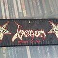 Venom - Patch - Venom - Welcome To Hell Patch