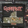 Gorefest patch