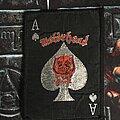 Motörhead - Patch - Motörhead - Silver Ace Patch