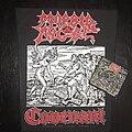 Morbid Angel - Patch - Morbid Angel - Covenant Backpatch