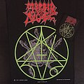 Morbid Angel - Patch - Morbid Angel - Blessed Are The Sick Backpatch