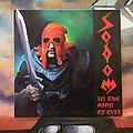 Sodom - Tape / Vinyl / CD / Recording etc - Sodom - In The Sign Of Evil LP