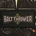 Bolt Thrower - Patch - Bolt Thrower Patch