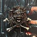 Iron Maiden - Pin / Badge - Iron Maiden Metal Badge