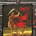 Cancer - Patch - Cancer - Death Shall Rise Patch