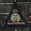 Iron Maiden - World Slavery Tour Patch