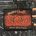 Motörhead - Another Perfect Tour Patch