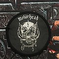 Motörhead - Patch - Motörhead - Snaggletooth Patch