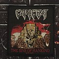 Cancer - Patch - Cancer - The Sins Of Mankind Patch