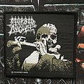 Morbid Angel - Patch - Morbid Angel - Leading the Rats Patch