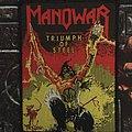 ManOwaR - The Triumph Of Steel Patch