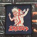 Exodus - Patch - Exodus - Bonded By Blood Patch